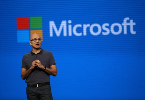 LIVE: Here comes Microsoft earnings