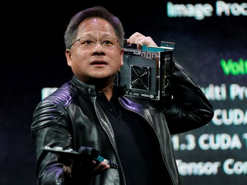 Nvidia fires back at Tesla's claim that it created the world's best chip for self-driving cars