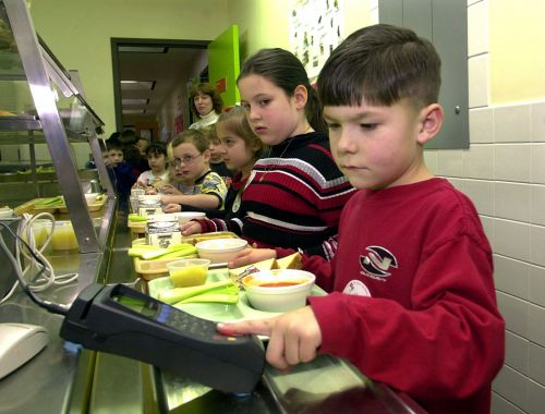 Pennsylvania school district threatens to place children in foster care if parents don't pay off school lunch debt