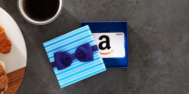 Amazon Prime members can get a free $5 credit by sending a $50 gift card by text - here's how the promo works
