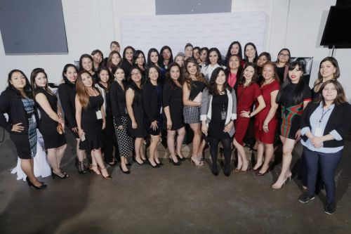 Century 21 Real Estate and Hispanic Heritage Foundation Celebrate Newest Houston Real Estate Agents With 'Empowering Latinas' Scholarship Program