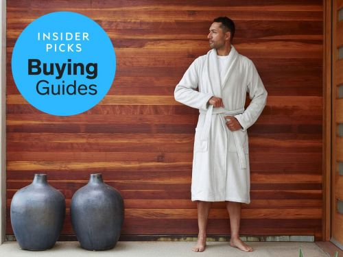 The best men's bathrobes you can buy