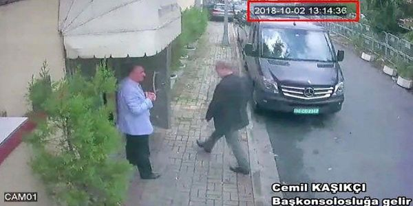 Saudi agents may have used acid to dissolve Khashoggi's remains, according to new, gruesome reports