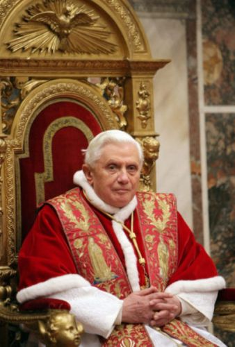 Pope Benedict XVI, Former Pope Of Roman Catholic Church, Dead Is A Death Hoax