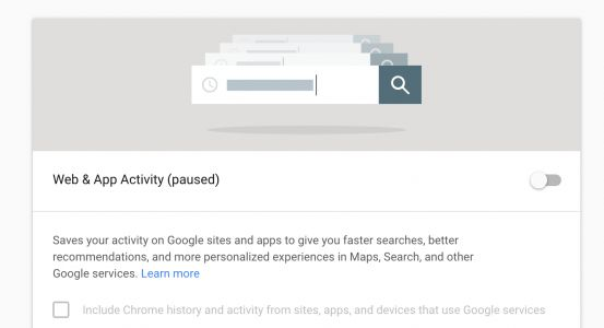 Google keeps a history of your locations even when Location History is off