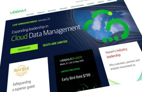 Veeam raises $500 million to grow its data management platform globally