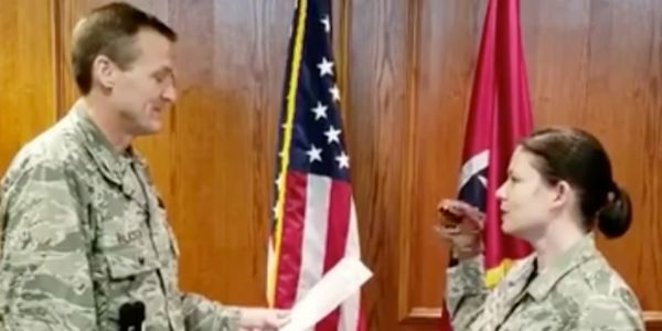 A bizarre video involving a dinosaur puppet got 3 Air National Guard officers demoted and sparked incredible backlash on all sides