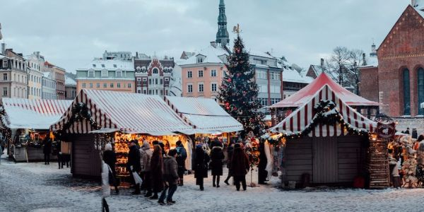 Riga has been named the best-value city for a Christmas market mini-break - and you've probably never even considered it
