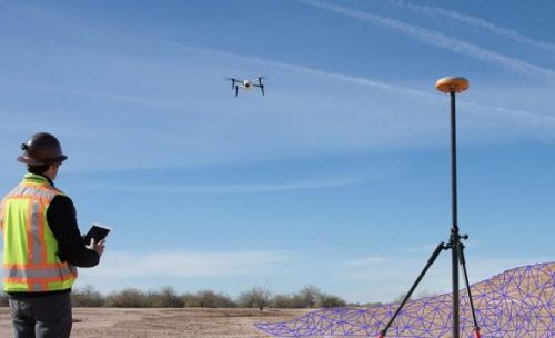 Industrial drone company Kespry raises $31 million