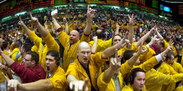 Goldman Sachs has formulated the perfect scenario for stocks to fight back against higher interest rates