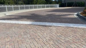 Maintain your hardscape cobblestone and paver walkways