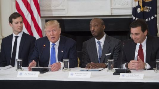 Without CEO Panels, Is Trump Administration Missing Their Views?