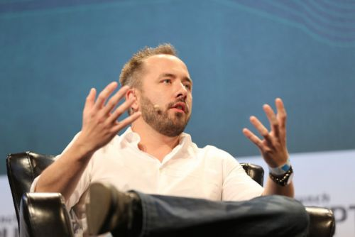 The Dropbox IPO filing is here