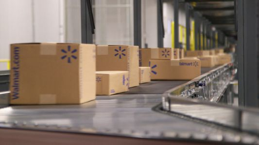 Walmart's marketplace items get free 2-day shipping, in-store returns