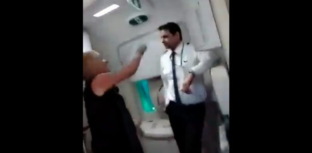 'Human rights lawyer' arrested by UK police after racist rant at Air India crew demanding more wine