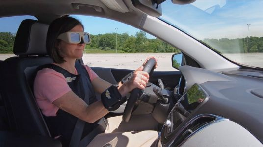 Here's what you should do if you feel drowsy while driving, according to a Chevy safety engineer who saw the danger of tired driving firsthand when serving in Iraq