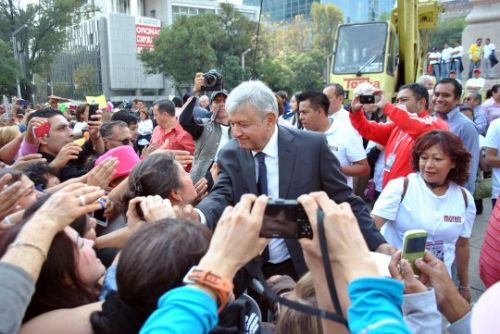 "Mexico's Next President Boldly Declares That Immigration To The United States Is A ""Human Right"""