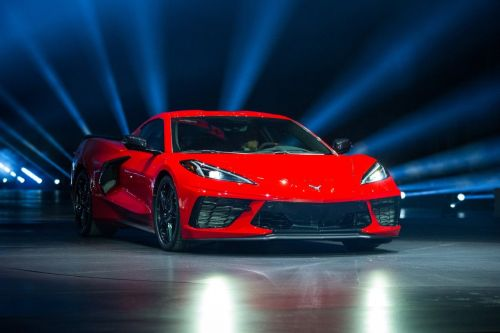 Chevy just revealed the new Corvette - here's a closer look at the 8th generation of this icon and its radical new design