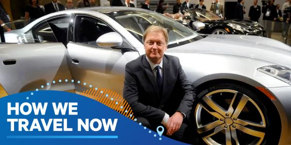 Henrik Fisker wants to lease you an electric car for no-strings-attached road trips