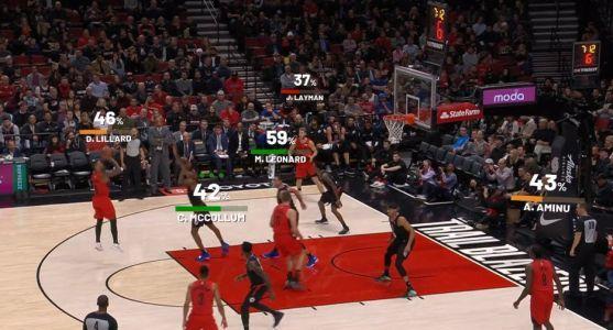 We tried the Los Angeles Clippers' new app that gives fans control over how to watch a game and it will change sports forever