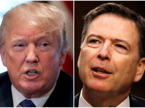 James Comey shares the questions he'd ask former special counsel Robert Mueller at next week's hearings