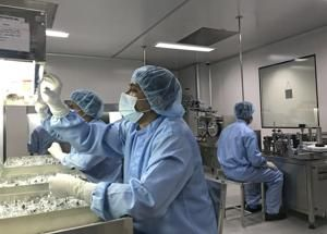 Countries urge drug companies to share vaccine know-how