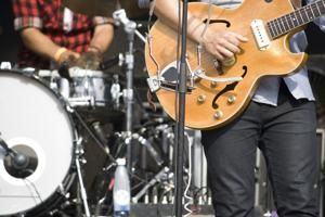 Live music is nice, but buying performance licenses could be nicer