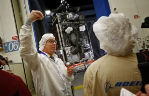 Southern California suppliers learn to adjust to slowdown in satellite orders