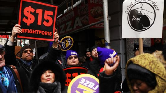 When does a minimum wage become too high?