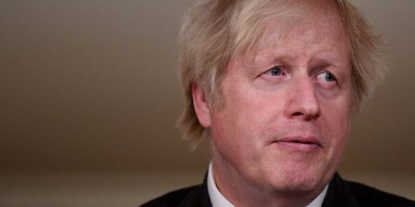 UK Prime Minister Boris Johnson is still planning to fly to India this month despite a surge in COVID-19 cases