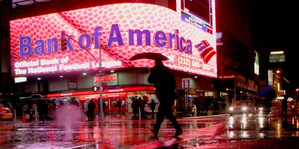 Bank of America just showed how terrified Wall Street is of cryptocurrencies