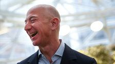 Amazon Becomes Second U.S. Company To Hit $1 Trillion Market Value Milestone