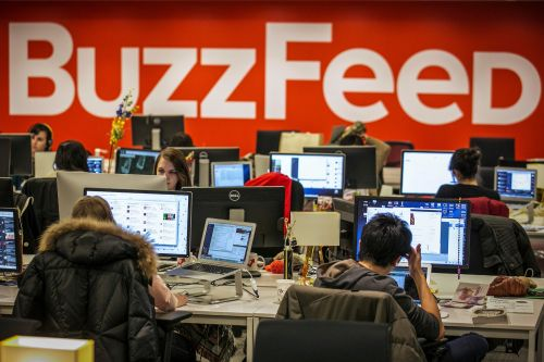 Buzzfeed will reportedly cut 15% of its staff