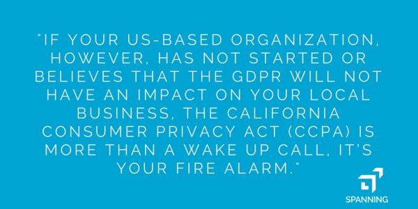 GDPR 2.0 Comes to the United States