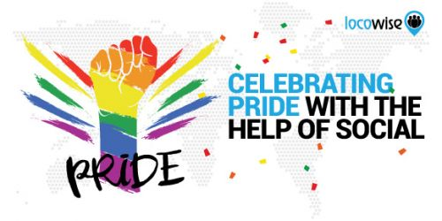 Celebrating Pride With The Help Of Social