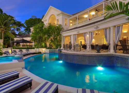 This lavish Barbados mansion where Prince Harry, Rihanna, and Tom Cruise have stayed is on sale for $40 million. Take a look inside