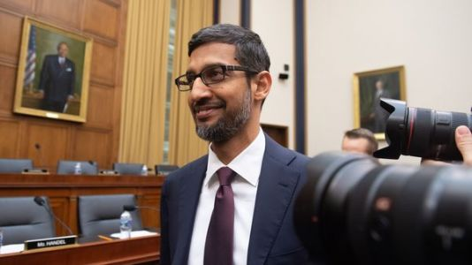 Google CEO Says He Leads 'Without Political Bias' In Congressional Testimony