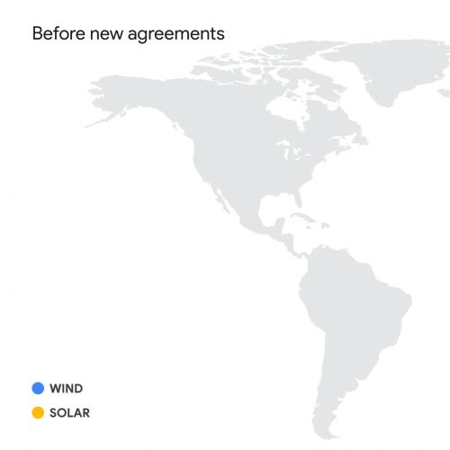 Google announces 18 new renewable energy deals