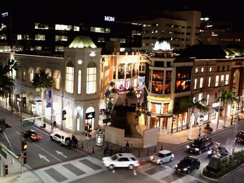 These are the most expensive shopping streets in America