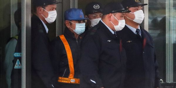 The Japanese media is having a field day over the 'amateur plan' to sneak Carlos Ghosn out of prison dressed as a worker