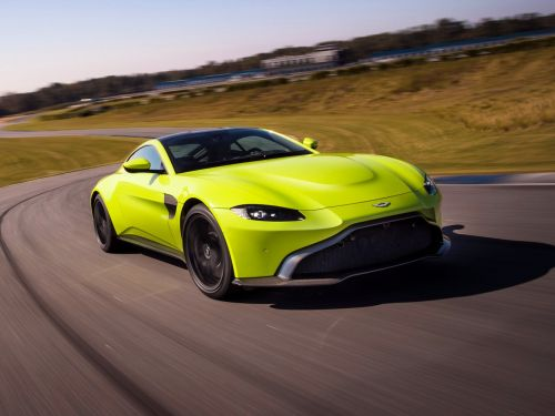 The 2019 Vantage is the Aston Martin sports car we've all been waiting for