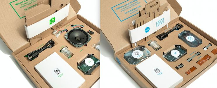 Google's DIY kits for building your own AI gadgets just got a big upgrade