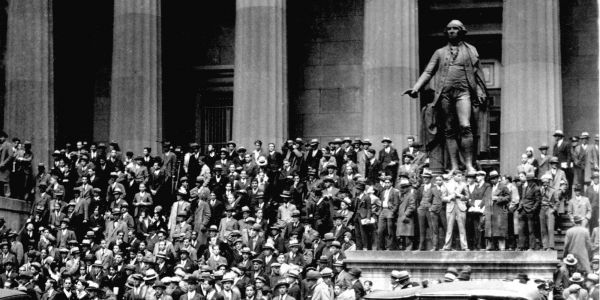 A book dissecting the 1929 stock market crash shows startling similarities to today's euphoric market. Here are 4 examples of how history may be repeating itself