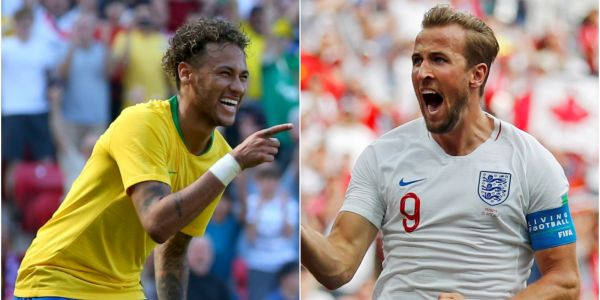 GOLDMAN SACHS: Get ready for a showdown between England and Brazil in the World Cup final