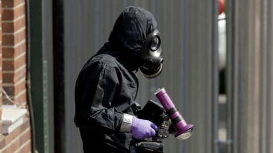 U.S. To Impose New Sanctions On Russia For Nerve Agent Attacks