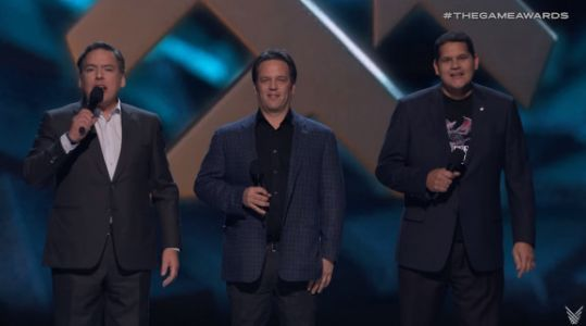 The Game Awards doubles viewership to 26 million livestreams