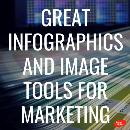 Great Infographics and Image Tools For Marketing