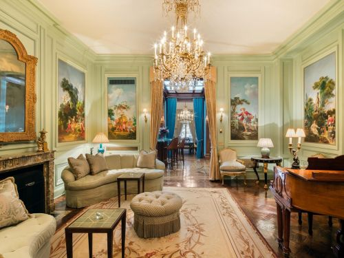 Nobody wants to buy the 'Versailles in Manhattan,' a $19.75 million Upper East Side townhouse that has been on and off the market for 15 years