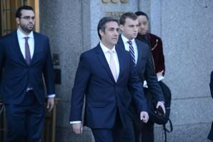 Michael Hiltzik: Heads should roll over the AT&T and Novartis payments to Michael Cohen's slush fund