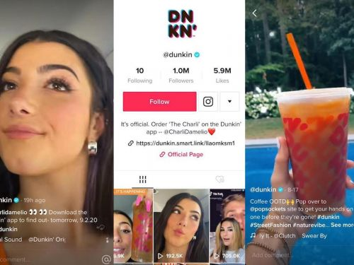 Some brands including Dunkin' and Eos lay out why they're making TikTok a mainstay in their ad budgets
